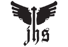 JHS Jesus Sticker
